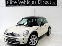 2005 MINI HATCH COOPER MINI COOPER 1.6