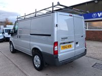 USED 2012 62 FORD TRANSIT 2.2 280 ECONETIC SWB LOW ROOF 100 BHP