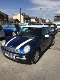 2004 MINI HATCH COOPER 1.6 COOPER 3d 114 BHP £1195.00