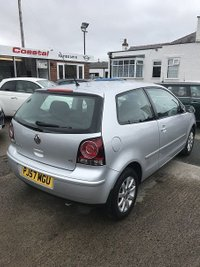 USED 2007 57 VOLKSWAGEN POLO 1.4 SE 3d 79 BHP