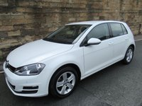 2015 VOLKSWAGEN GOLF 1.6 MATCH TDI BLUEMOTION TECHNOLOGY 5d 103 BHP £9450.00