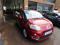 2009 CITROEN C3 PICASSO 1.6 PICASSO EXCLUSIVE HDI 5d 90 BHP £3199.00