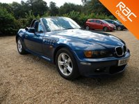 USED 2000 X BMW Z3 2.0 Z3 ROADSTER 2d 148 BHP Full Leather Seats, Alloys Wheels