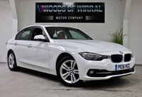 2016 BMW 3 SERIES 1.5 318I SPORT 4d AUTO 135 BHP £14980.00