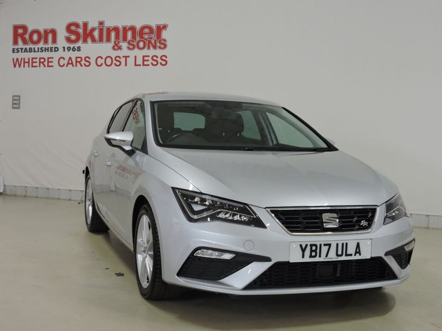 View our 2017 17 SEAT LEON 1.4 TSI FR TECHNOLOGY 5d 148 BHP