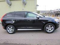 USED 2013 13 VOLVO XC60 2.4 D5 R-DESIGN AWD 5d AUTO 212 BHP