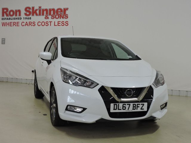 View our 2017 67 NISSAN MICRA 0.9 IG-T N-CONNECTA 5d 89 BHP