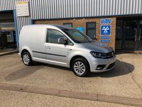 2017 VOLKSWAGEN CADDY 2.0 C20 TDI HIGHLINE 1d 102 BHP £12995.00