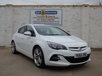 2015 VAUXHALL ASTRA 1.4 LIMITED EDITION 5d 140 BHP £8288.00