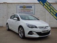 USED 2015 65 VAUXHALL ASTRA 1.4 LIMITED EDITION 5d 140 BHP 1 Owner Full Vauxhall History 0% Deposit Finance Available