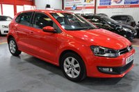 2013 VOLKSWAGEN POLO 1.2 MATCH EDITION 5d 59 BHP £6885.00
