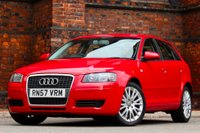 USED 2007 57 AUDI A3 2.0 TDI SE Sportback S Tronic 5dr **NOW SOLD**