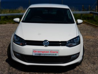 2013 VOLKSWAGEN POLO 1.2 60 Match Edition 3dr £6995.00