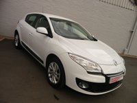 USED 2012 62 RENAULT MEGANE 1.6 EXPRESSION PLUS