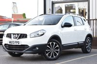 USED 2013 13 NISSAN QASHQAI 1.5 DCI 360 5d 110 BHP FULL NISSAN SERVICE HISTORY