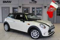 USED 2014 14 MINI HATCH COOPER 1.5 COOPER 3d 134 BHP - service history  SERVICE HISTORY + £20 ROAD TAX + BLUETOOTH + DAB RADIO + 15 INCH ALLOYS + AIR CONDITIONING + MINI EXCITEMENT PACKAGE