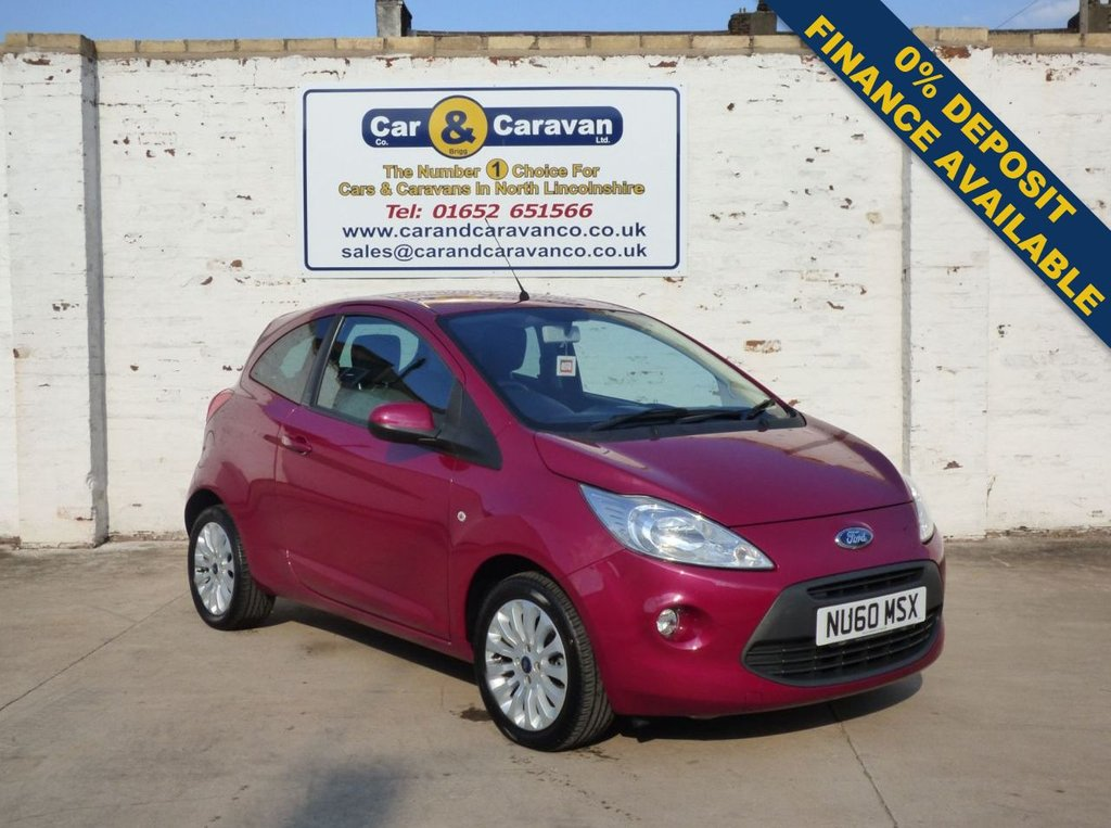 Used   Ford Ka  Bhp All Ford History A C