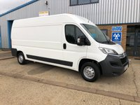 2016 CITROEN RELAY 2.0 35 L3H2 ENTERPRISE BLUEHDI 1d 129 BHP £12995.00