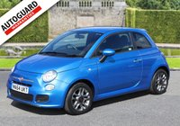 USED 2014 64 FIAT 500 1.2 S 3d 69 BHP Finance from only £30 p/w!