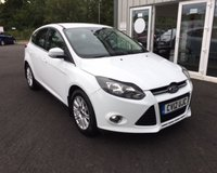 USED 2012 12 FORD FOCUS 1.6 TITANIUM ECOBOOST 150 BHP THIS VEHICLE IS AT SITE 1 - TO VIEW CALL US ON 01903 892224