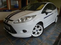 USED 2011 61 FORD FIESTA 1.6 S1600 3d 132 BHP