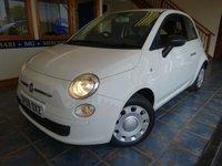 USED 2008 58 FIAT 500 1.2 POP 3d 69 BHP