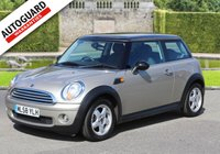 USED 2008 58 MINI HATCH COOPER 1.6 COOPER 3d 118 BHP Drive away from only £21 p/w!