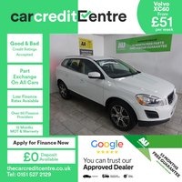 USED 2011 61 VOLVO XC60 2.0 D3 DRIVE SE LUX 5d 161 BHP
