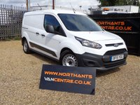 2015 FORD TRANSIT CONNECT 1.6 210 L2 95 BHP FULL FORD SERVICE HISTORY £6990.00