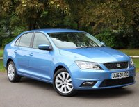 USED 2013 63 SEAT TOLEDO 1.2 TSI SE 5d 105 BHP £122 PCM With £699 Deposit