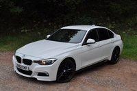 2012 BMW 3 SERIES 2.0 320D M SPORT 4d 181 BHP £SOLD