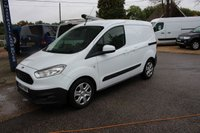 2014 FORD TRANSIT COURIER 1.5 TREND TDCI 1d 74 BHP with AIRCONDITIONING 2014 £6495.00