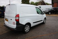 USED 2014 64 FORD TRANSIT COURIER 1.5 TREND TDCI 1d 74 BHP with AIRCONDITIONING 2014