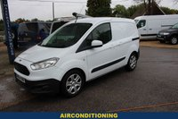 2014 FORD TRANSIT COURIER 1.5 TREND TDCI 1d 74 BHP with AIRCONDITIONING 2014 £6295.00