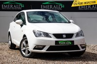 USED 2013 13 SEAT IBIZA 1.4 TOCA 3d 85 BHP £0 DEPOSIT FINANCE AVAILABLE, AIR CONDITIONING, AUX/CD/RADIO, CLIMATE CONTROL, CLOTH UPHOLSTERY, SEAT PORTABLE NAVIGO SYSTEM, STEERING WHEEL CONTROLS, TRIP COMPUTER