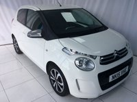 2015 CITROEN C1 1.0 FLAIR S/S 5d 68 BHP