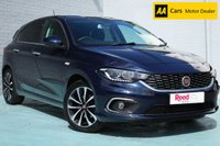 USED 2017 17 FIAT TIPO 1.6 E-TORQ LOUNGE 5d 108 BHP HATCHBACK