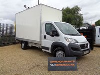 2016 FIAT DUCATO 2.3 35 MAXI BOX VAN LWB with TAIL LIFT (130) £13990.00
