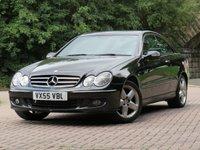 2005 MERCEDES-BENZ CLK 2.1 CLK220 CDI AVANTGARDE 2d 148 BHP £2444.00