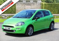 USED 2013 13 FIAT PUNTO 0.9 TWINAIR 3d 85 BHP Finance from only £26 p/w!