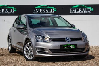 2013 VOLKSWAGEN GOLF 2.0 GT TDI BLUEMOTION TECHNOLOGY 3d 148 BHP £9700.00