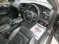 USED 2015 15 AUDI A5 2.0 SPORTBACK TDI S LINE BLACK EDITION PLUS 5d AUTO 175 BHP