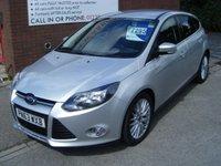 2013 FORD FOCUS 1.6 ZETEC TDCI 5d 113 BHP £7295.00