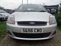 USED 2006 56 FORD FIESTA 1.4 ZETEC CLIMATE 16V 3d 80 BHP **Low Mileage Full History 12 Months Mot**