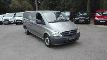 View our MERCEDES-BENZ VITO 113 CDI