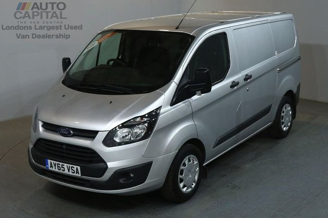 2015 65 FORD TRANSIT CUSTOM 2.2 290 ECONETIC 100 BHP L1 SWB START STOP AIR CON VAN AIR CONDITIONING / START STOP