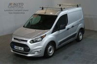 USED 2016 65 FORD TRANSIT CONNECT 1.5 200 ECONETIC 100 BHP AIR CON L1 H1 SWB START STOP FITTED ROOF RACK