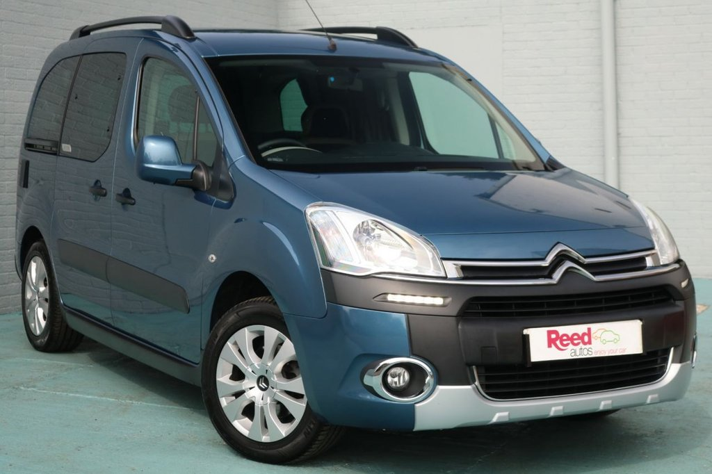 2014 64 CITROEN BERLINGO MULTISPACE CAMPERVAN 1.6 HDI XTR 5d 112 BHP