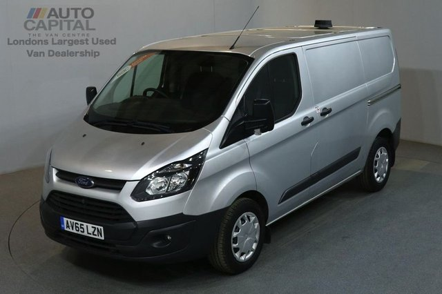 2015 65 FORD TRANSIT CUSTOM 2.2 290 ECONETIC 100 BHP L1 SWB START STOP AIR CON VAN AIR CONDITIONING / SPARE KEY