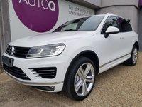 2015 VOLKSWAGEN TOUAREG 3.0 V6 R-LINE TDI BLUEMOTION TECHNOLOGY 5d AUTO 259 BHP £23950.00